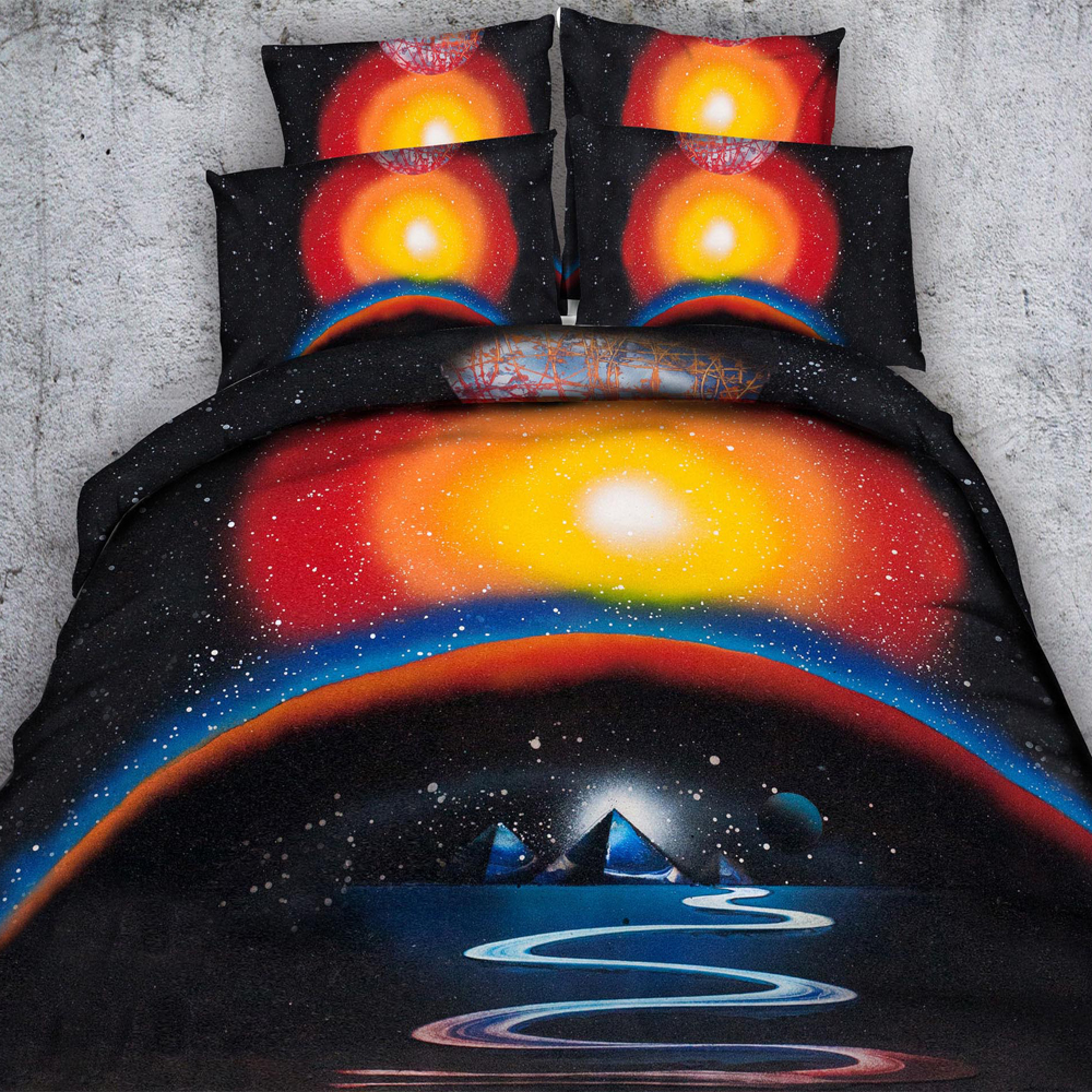 3D Printed Galaxy Nebula Universe Bedding Set 3/4 pieces Cotton Soft Duvet Cover Sets Love the vast universe for Kids/Adult Gift3D Printed Galaxy Nebula Universe Bedding Set 3/4 pieces Cotton Soft Duvet Cover Sets Love the vast universe for Kids/Adult Gift