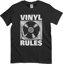 "Superb ""Vinyl Rules"" t-shirt"