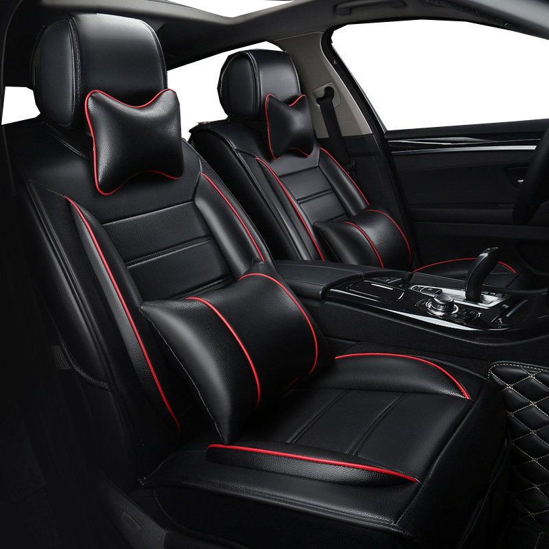 new high quality leather car seat cover for toyota rav4 2013 2014 camry 2012 vios 2008 honda. Black Bedroom Furniture Sets. Home Design Ideas
