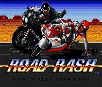 Road Rash 16 Bit Game Card For Sega Mega Drive & Sega Genesis