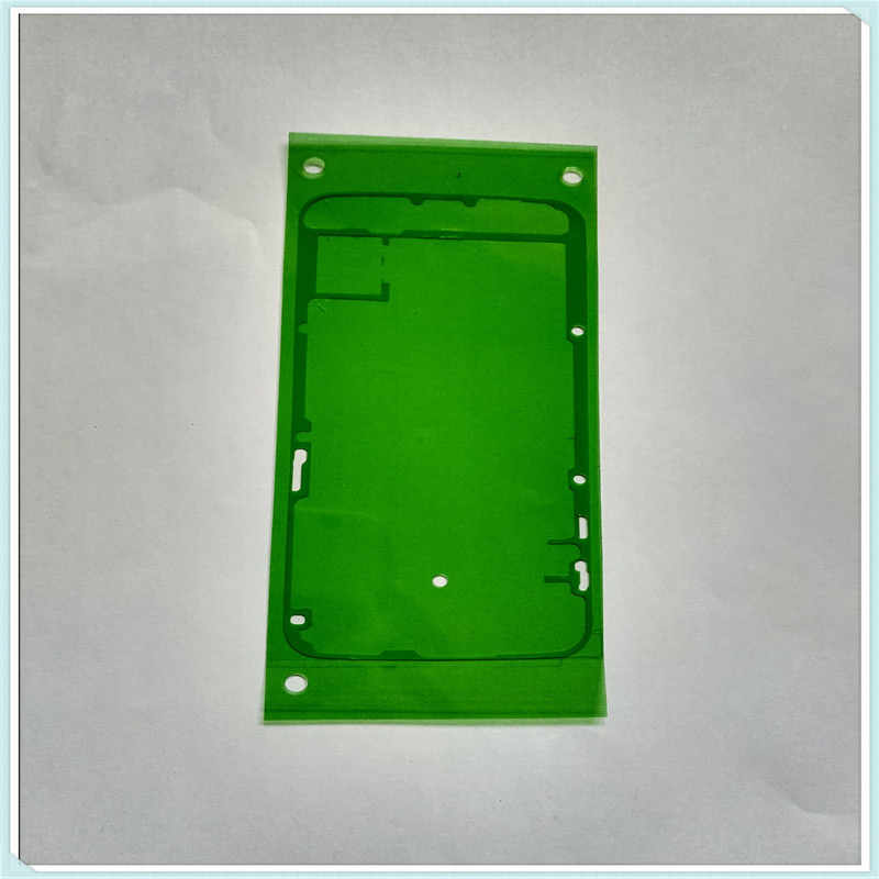 1 Piece מדבקה אחורי חזור סוללה כיסוי דיור מקורי חדש G920F G920 S6 דלת דבק לסמסונג גלקסי/S6 G925 קצה G925F