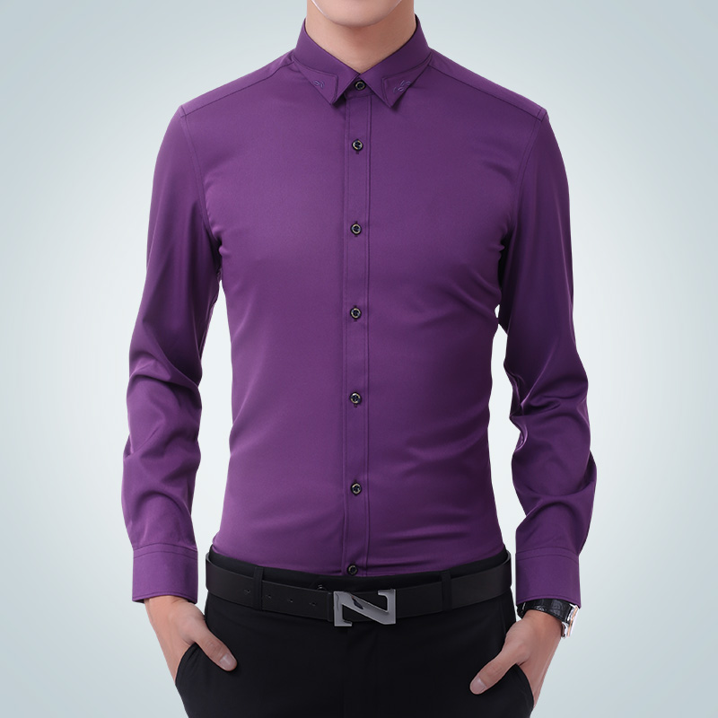 Custom Dress Shirts You might be wondering how we can fit 7 trillion different shirt designs into one site. Allow us to explain: Our new shirt concept lets you compose your own tailored shirts to the extent that you can put any piece of fabric on almost any part of your shirt.