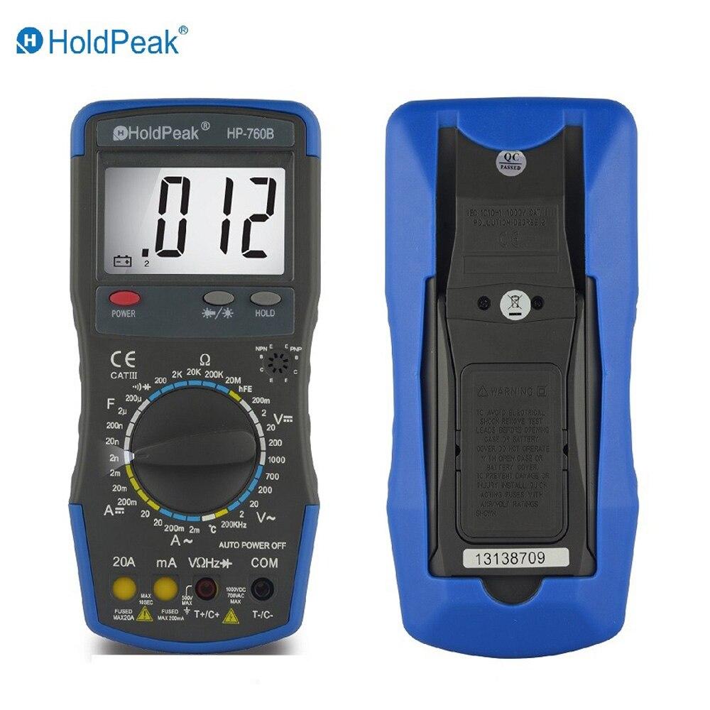Multim/ètre oscilloscope portable,2 en 1 oscilloscope multimetre intelligent testeur de courant//tension//r/ésistance avec graphique /à barres analogiques