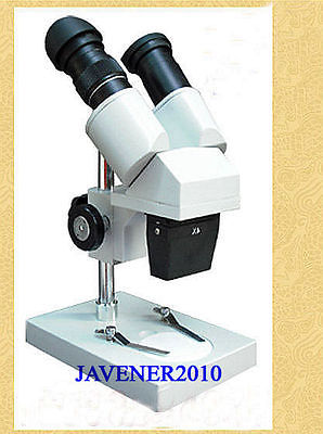ФОТО Professional Microscope 20X With Binocular Inclined Tube