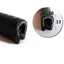 8mmx13mm PVC edge seal strip weatherstrip Free freight цена и фото