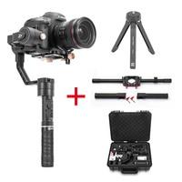 Zhiyun Crane Plus 3 Axis Handheld Gimbal Stabilizer Dual Handle For Sony Canon DSLR Camera POV