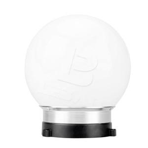 Image 3 - 15cm Universal Photography Bowens Mount Diffuser Soft Ball Dome Softbox Studio Flash Photographic Photo Studio Accessories