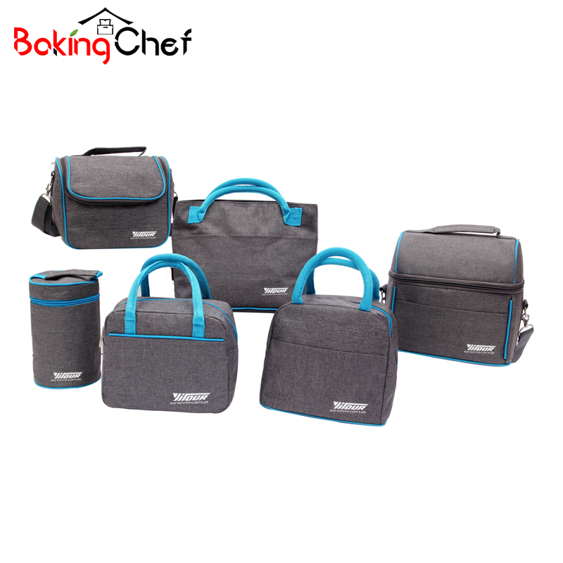 Picnic Insulated Food font b Lunch b font font b Bag b font Tour Keep Food