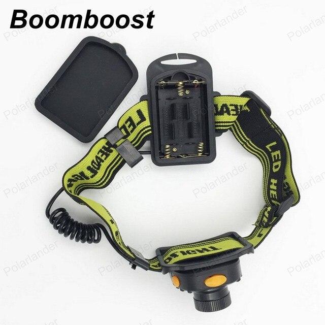 boomboost infrared sensor mini headlights hand touch headlights led
