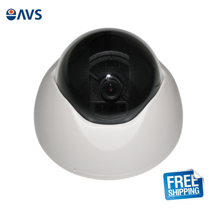 Sony CCD 700TVL Indoor Dome CCTV Camera Plastic Casing