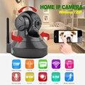 720 P Red de Seguridad CCTV WIFI cámara IP HD Cámara de Seguridad Inalámbrica IR Cámara de Vigilancia de Visión Nocturna Por Infrarrojos