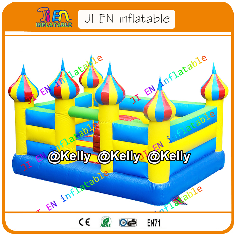 Free Door Shipping Inflatable Bouncer Playground For Sale