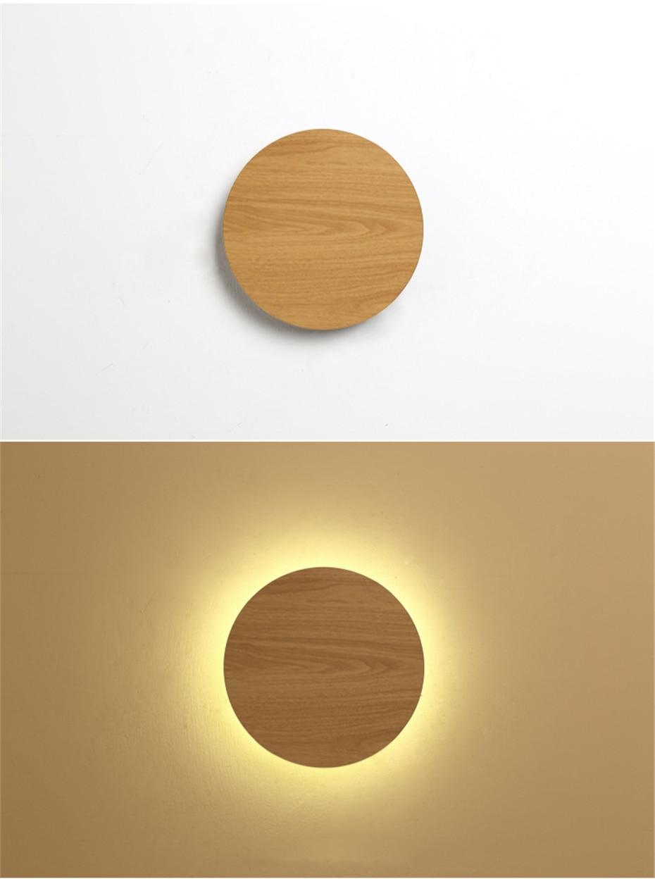 Living Room Spotlights | Round Ceiling Light | Modern Creative eclipse LED ceiling lamp stairs aisle corridor background bedroom bedside round Ceiling Light for livingroom Voltage:110V-220V