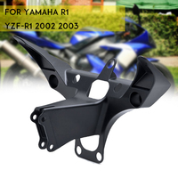 Head Cowling Front Upper Fairing Stay Brackets For Yamaha R1 YZF R1 2002 2003