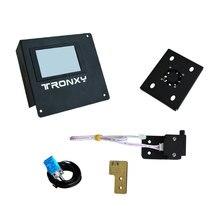 Tronxy X5S до X5SA или X5S-400, чтобы X5SA-400 обновленный комплект с сенсорным экраном авто нивелирующая нить, выключается, обнаружение отключения питания