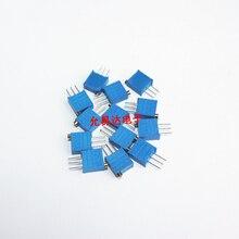 13pcs = 13kinds * 1pcs 3296W adjustable potentiometer Kit contains  100R 200R 500R 1K 2K 5K 10K 20K 50K 100K 200K 1M