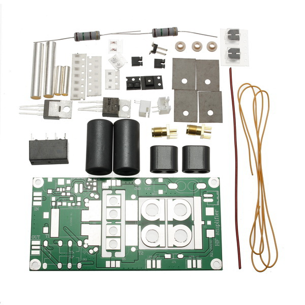 ФОТО DIY 70W MINIPA70 HF SSB AM CW FM Linear Power Amplifier Module Kit