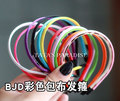 BJD1/6 YOSD,1/4  Doll  Accessories colourful  hair band  for dollfie  photography tool