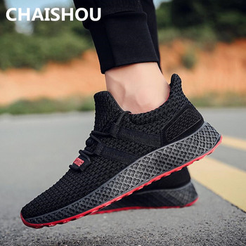 8e1a7df6 CHAISHOU мужские кроссовки мужские туфли для взрослых 2019 новые мужские  кроссовки мужские туфли удобные нескользящие Мягкие