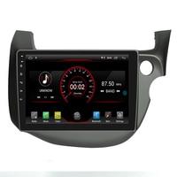 10.2 Android 9.1 2din Car Head Unit Radio Player GPS Navigation For 2007 2008 2009 2010 2011 2016 HONDA FIT JAZZ RHD