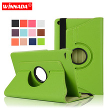 For Huawei MediaPad M2 8.0 M2-803L 802L 801L 801W lichee grain 360 degree rotate Full Body case for Huawei M2 8 inch Cover цена и фото