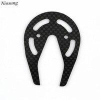 Niosung için yeni karbon fiber pervane & dişli guard & rulman parrot ar drone 1.0 ve 2.0