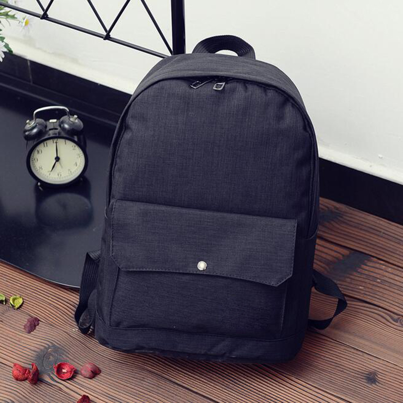 2017 Hot Canvas Backpack Satchel Shoulder Bag Travel Bag School College Laptop Bags Casual High Quality Free Shipping P471 2017 new arrival fashion baby boys kids blazers boy suit for weddings prom formal spring autumn purple dress wedding boy suits