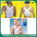 Grande Poder de Volta Suporte de ombro Ajustável Cinto de Correção cinto correção de Postura Magnética Do Ombro postura Sentada cinto colete
