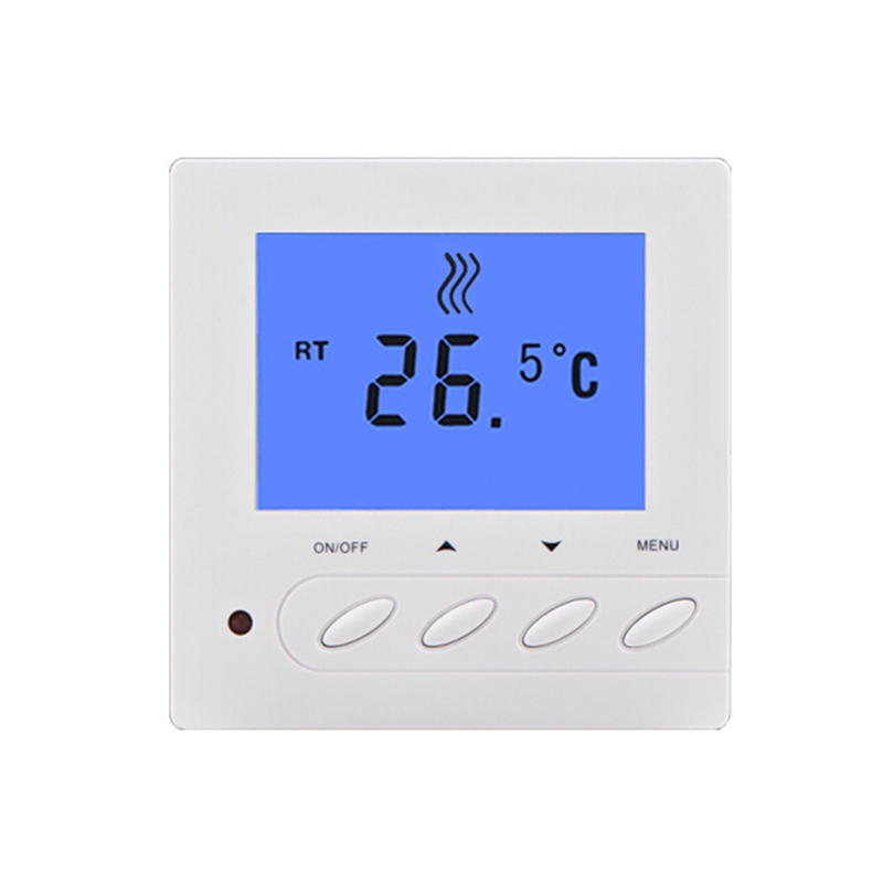 все цены на  HY02B06H LCD screen Floor Heating Thermostat Thermoregulator for Warm Floor Water Eletric Heating System Temperature Controller  онлайн