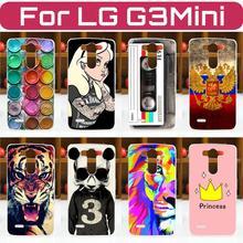 NÃO G3! para lg g3 beat/g3s/g3 mini d722 d725 d728 d724 tampa do caso (5 polegada), protetor de telefone caso capa voltar para lg g3 s