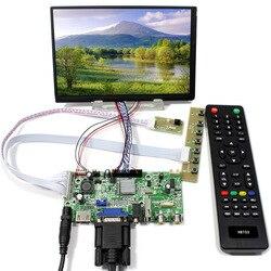 HDMI VGA 2AV Audio USB Audio LCD Controller board VS-V59AV-V1 with 7inch N070ICG-LD1 1280x800 IPS lcd panel