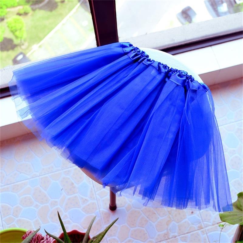 Fluffy Children Petticoats For Formal Dress Short Crinoline Girls Child Underskirt Pink White Party Ballet Dance Tutu Skirt