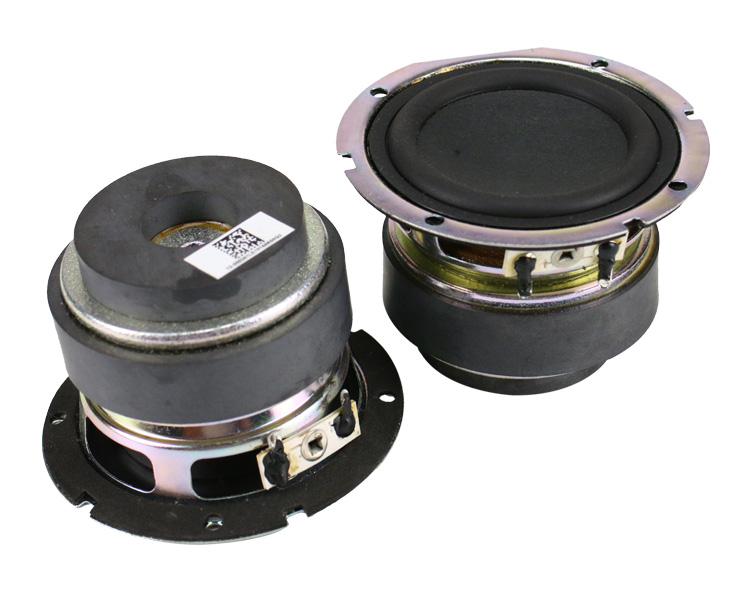 2.75 Inch Full Range Speaker Bluetooth Speaker DIY 4Ohm 15W For Computer Loudspeaker Mid Bass Sound Box 2Pcs