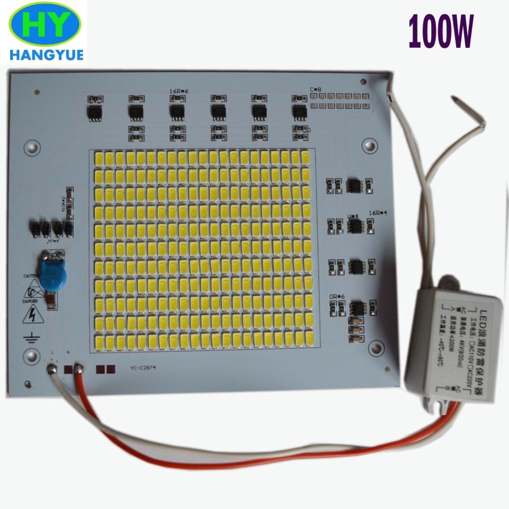Led driverless PCB 10W 20W 30W 50W 100w 150w 200w projectine lamp aluminum plate flood light smd light source led lighting chip big discount 20w 30w 50w 100w raycus fiber laser source
