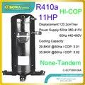 Компрессоры для прокрутки 11HP R410a  хороший выбор для теплового насоса 3-в-1  водонагревателя и кондиционера для ресторанов и отелей