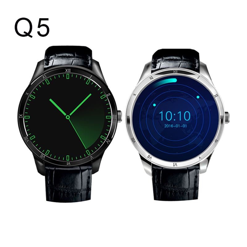 2017 Hot Finow Q5 Smart Watch android 5.1 512MB+8GB BT 3G wifi smartWatch for IOS&Android Phone PK Lemfo LES1 Watch kw88 Watch
