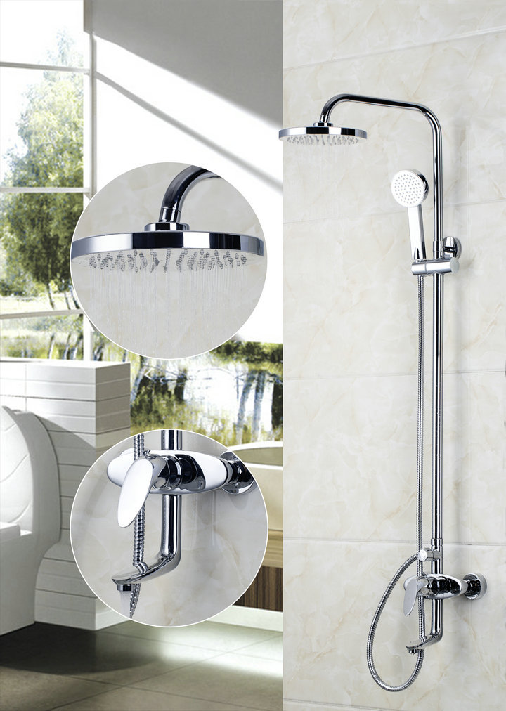 Fascinating Wall Mount Bathtub Faucet With Diverter Photos - Best ...