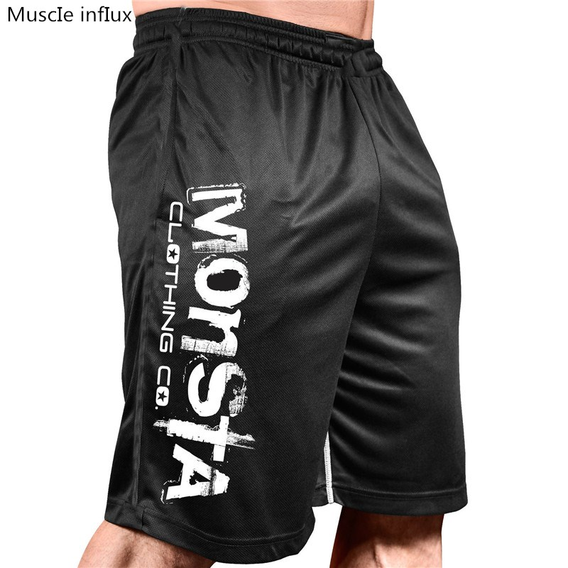 summer New Brand High Quality   shorts   Fashion compression Fast drying gyms Bodybuilding Joggers   shorts   fit clothing Sweatpants