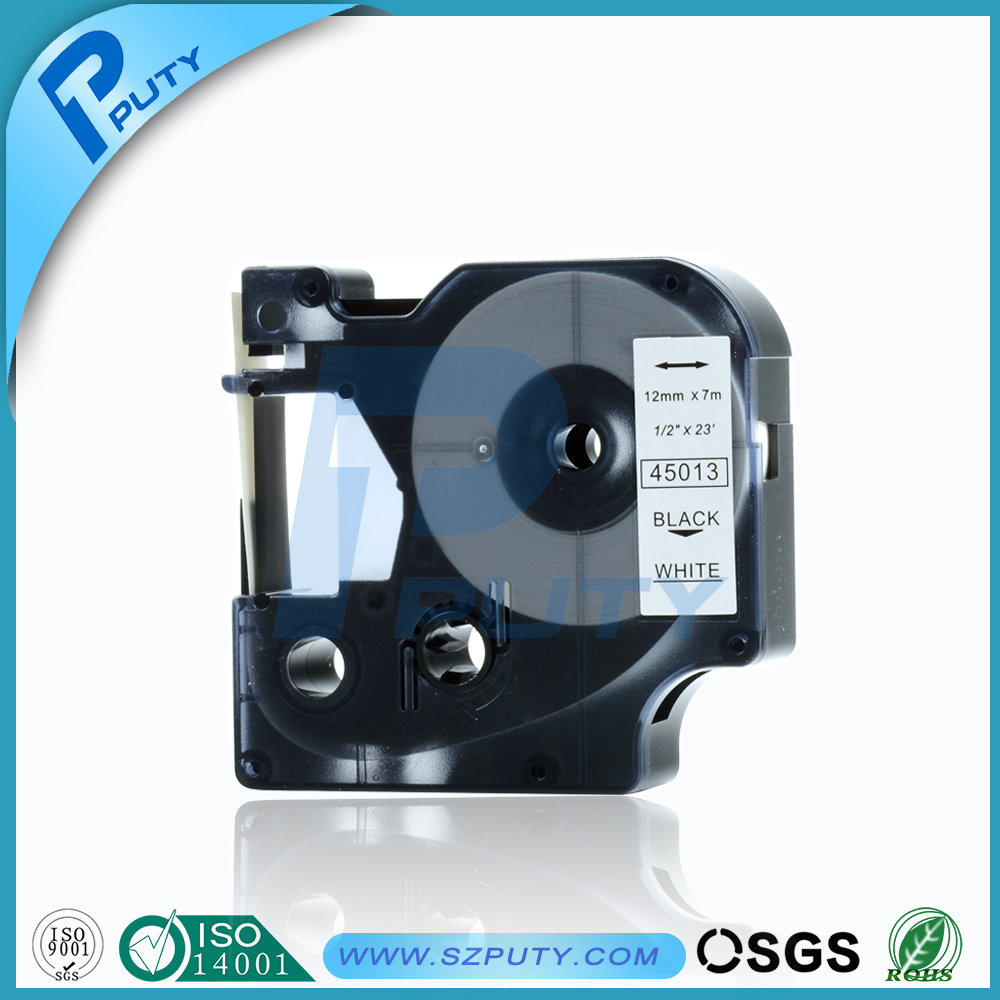 Fitas para Impressora fita preto no branco fita Guarantee : 1:1 Replacement For Any Defective