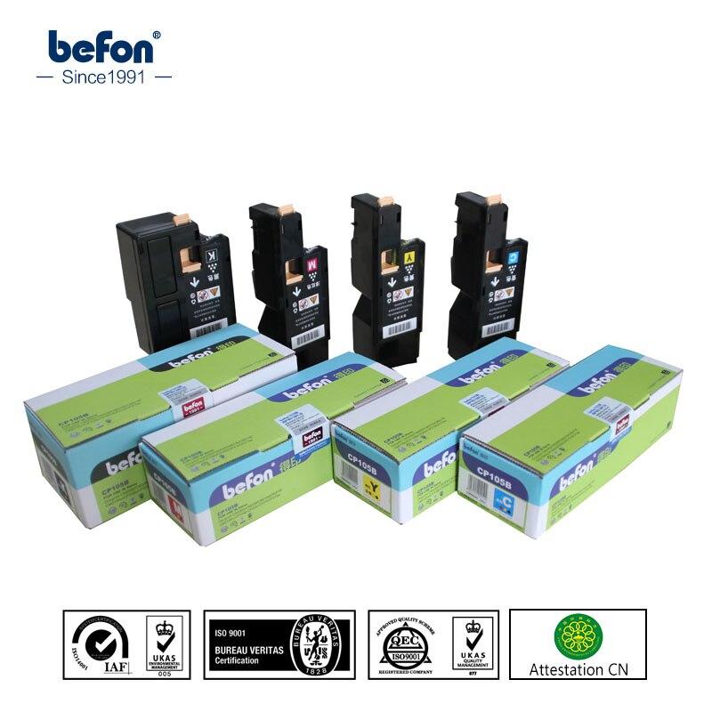 befon cartucho de toner compativel para fuji xerox docuprint cp105b cp205 cp105 cp215 cm205 cm205b cp205w