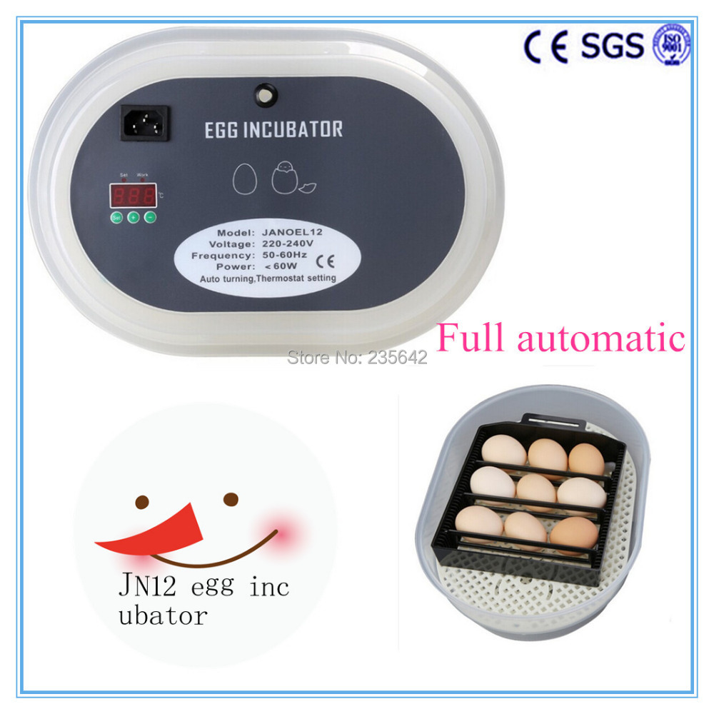 все цены на Wholesale or retail JN12 full automatic mini chicken egg incubator онлайн