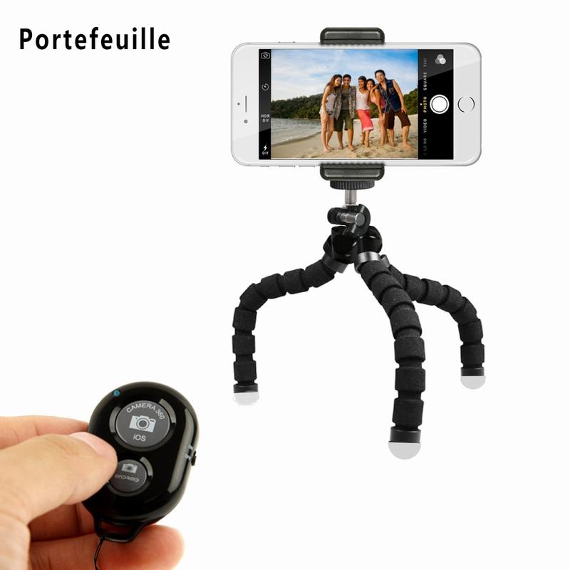 Bluetooth-Remote-Shutter-with-Flexible-Octopus-Mini-Phone-Tripod-Stand-Holder-For-iPhone-6S-7-5S-Plus-Xiaomi-mi5-Suporte-Celular-1 (1)