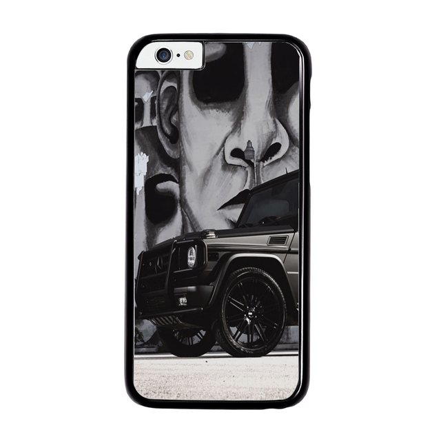 Mercedes G Wagen Case for iPhone/LG