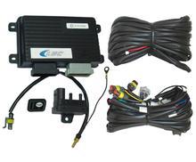 LPG/CNG Gas ECU Set para Motores de 3/4 Cilindros A Gasolina de Injeção Seqüencial