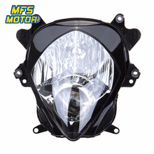 цена на For 07-08 Suzuki GSXR GSX-R 1000 GSXR1000 Motorcycle Front Headlight Head Light Lamp Headlamp Assembly 2007 2008