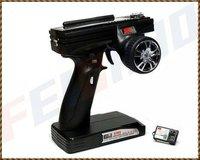 F01719 Flysky FS GT3B FS GT3B 2 4G 3CH Gun Controller Receiver Transmitter For RC Car