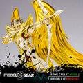 Great Toys GT Greattoys Model Saint Seiya Ex Sagittarius Aiolos Soul of Gold SOG Metal Armor Gold Myth Cloth Toy Action Figure