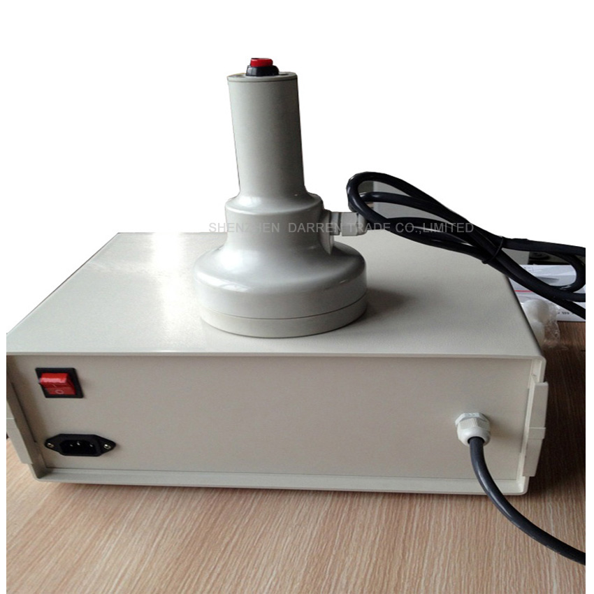 1PC F1000 induction Aluminum Foil Sealing Equipment Hand held induction sealing machine indution sealer machine 7-13cm