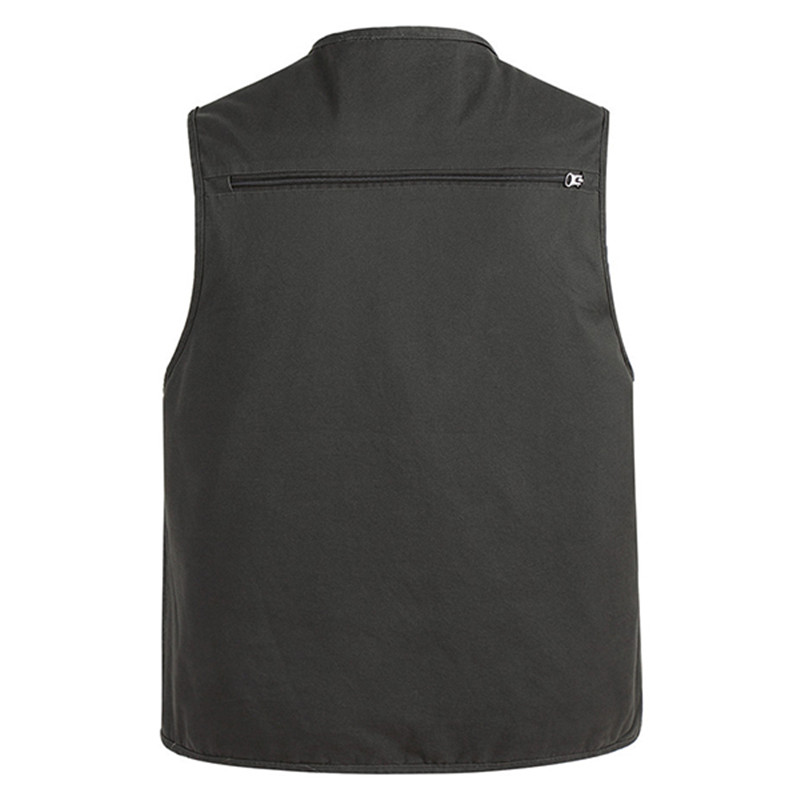 aeProduct.getSubject()  Mens Multi Bag Pockets Out of doors Fishing Vest Strong Shade Photographic Waistcoats for Out of doors Sport Lover HTB1perka7