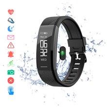 Smart Armband Wasserdichte Fitness Armband Herz Rate Monitor Smart Band Pedometer Aktivität Tracker Schlaf Monitor Smart Uhr